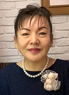 《歷任》第八屆會長 濱田裕子